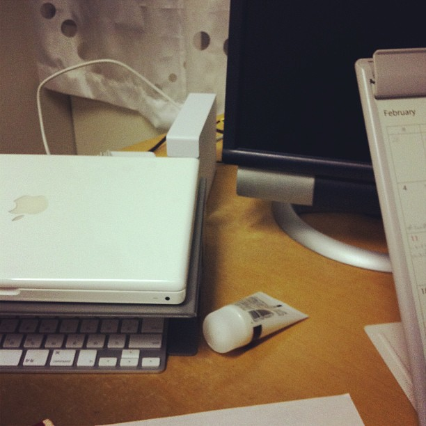ほんのり以前の作業環境
